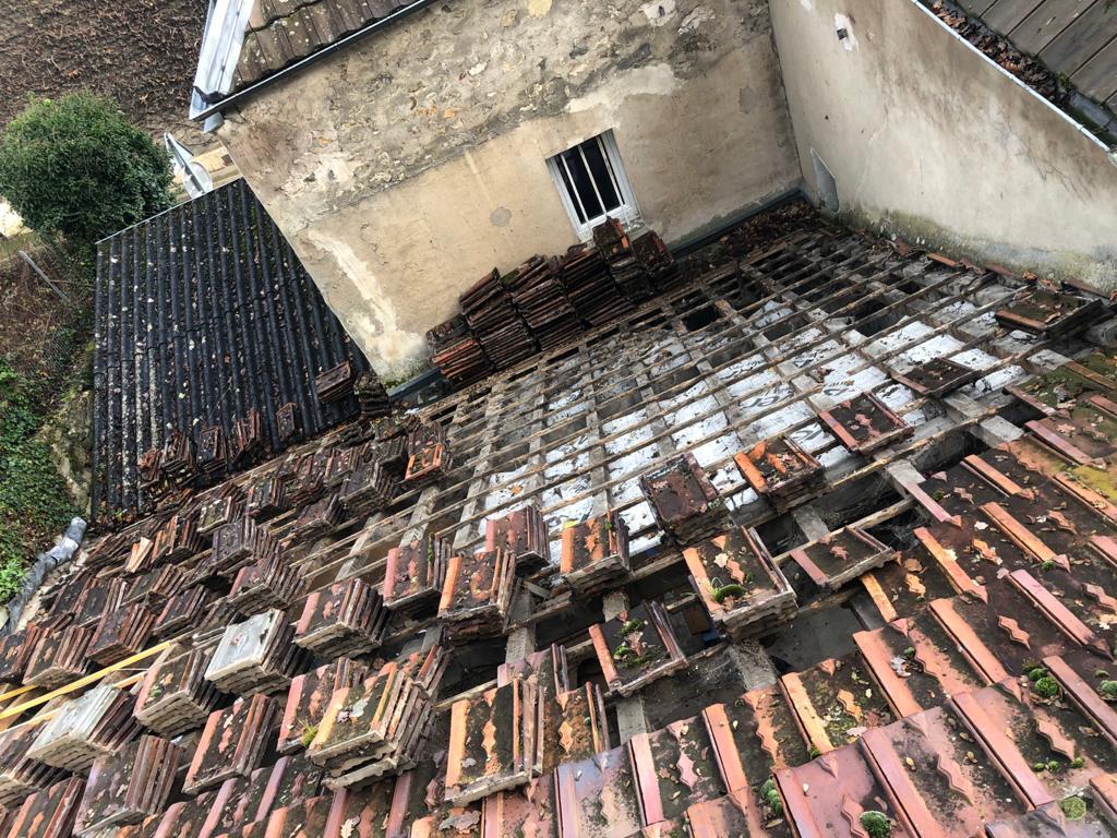 Fuite de toit 60 Oise