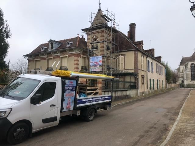 Ravalement façade 60 Oise